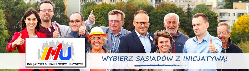 Inicjatywa Mieszkańców Ursynowa